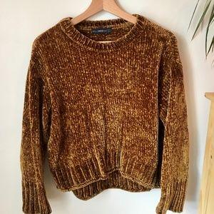 Zara Full Chenille Sweater